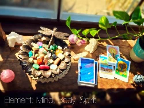 Element: Mind, Body, Spirit