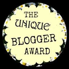 unique blogger award
